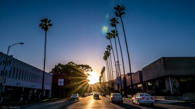 Sunset Boulevard - Los Angeles - California
