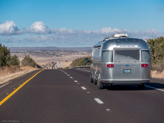 Airstream -Arizona